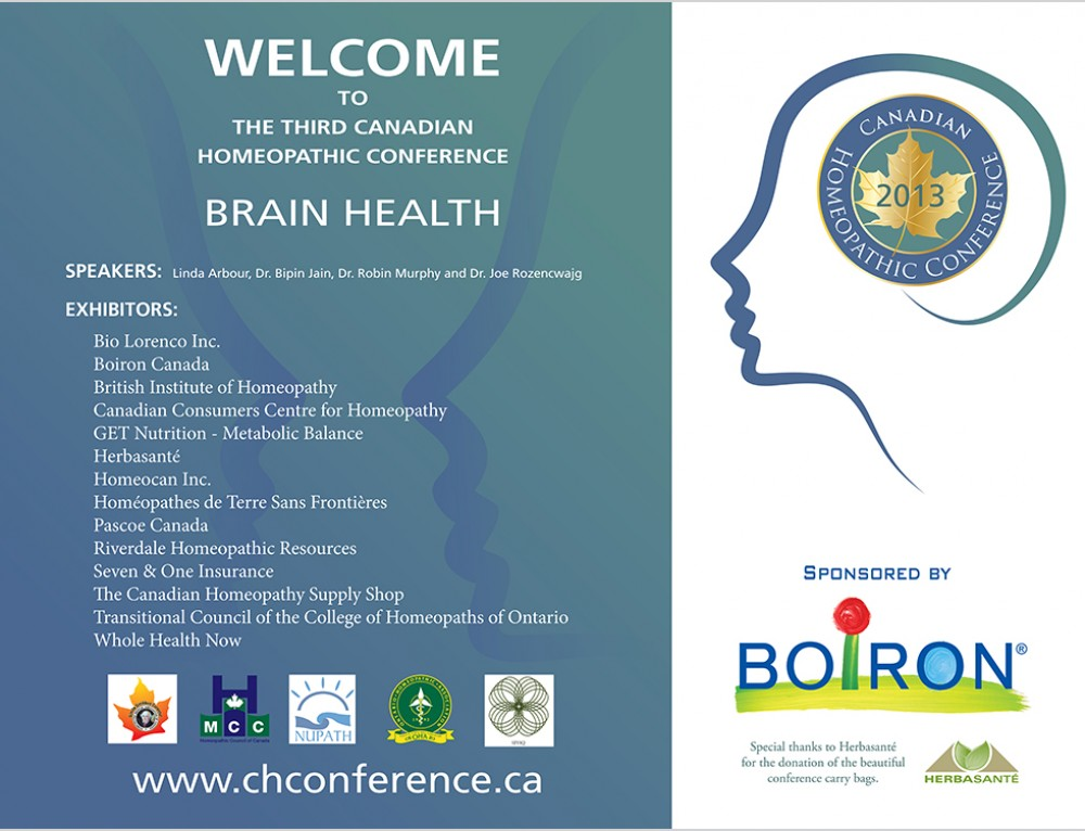 Foam Core Board – Canadian Homeopathic Conference
