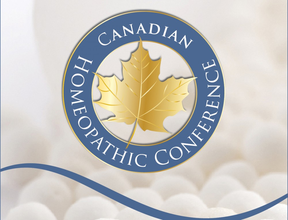 Tent Card for Conference Table – Canadian Homeopathic Conference