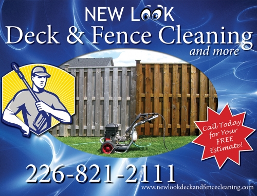 Car Magnets – New Look Deck and Fence Cleaning