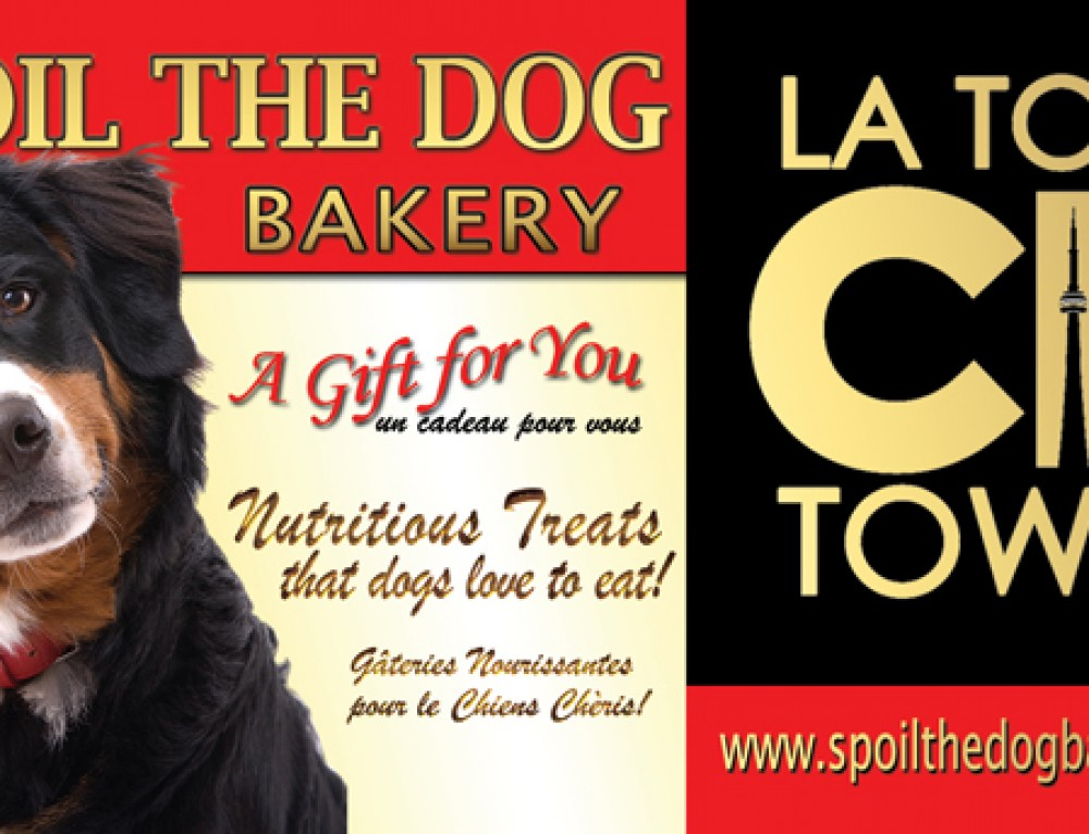 Product Label – Spoil the Dog Bakery