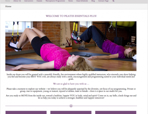 Pilates Essentials Plus